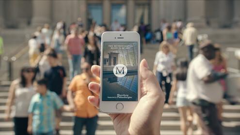 The Met - Smartphone App for the Metropolitan Museum of Art