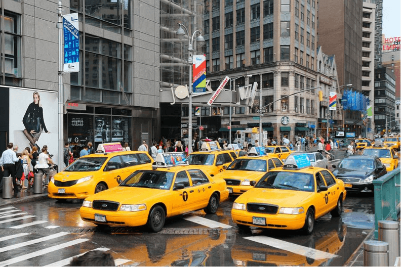 Taxi-hailing app Taxi Magic uses Apple's iBeacon technology to advertise