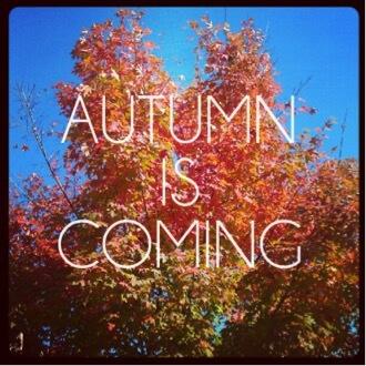 Autumn Marketing